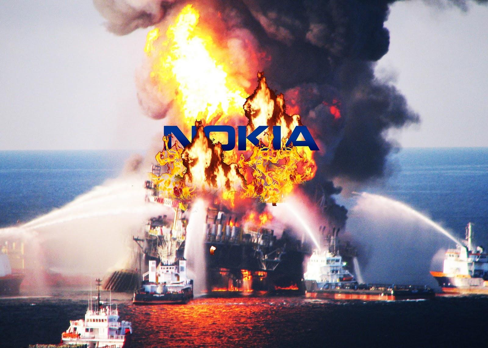 Nokia Burning Platform Memo