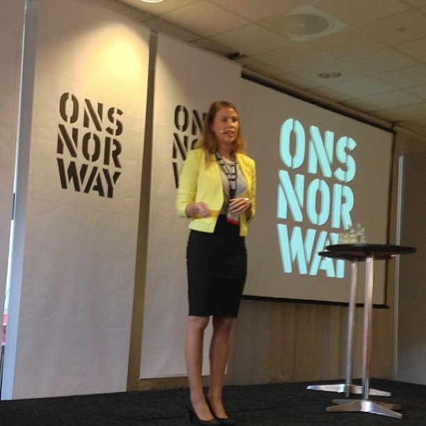 Inger Hanne Speaking ONS